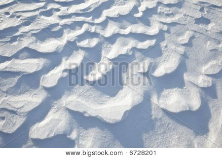 Snow Formations