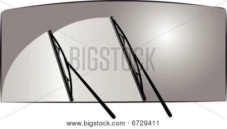 Wipers vector illustration