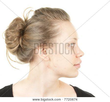 Makeup Process  Shot