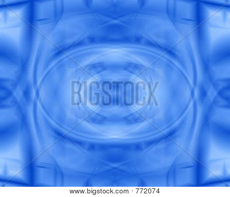 Computer designed abstract background poster
