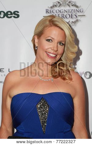 LOS ANGELES - NOV 8:  Erica Greve at the 3rd Annual Unlikely Heroes Awards Dinner And Gala at the Sofitel Hotel on November 8, 2014 in Beverly Hills, CA