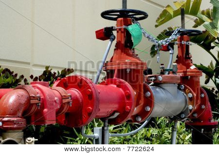 Industrial Fire Hydrant
