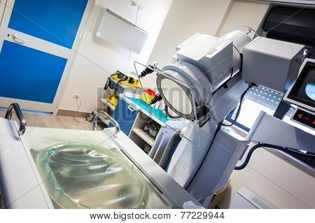 Lithotripsy In Hospital