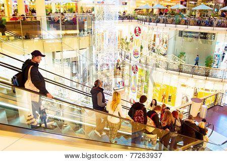 Shopping Mall, Europe