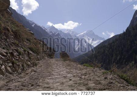 Valley of Bhagirathi