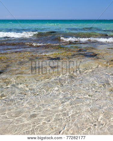 Baia Verde Beach Near Gallipoli