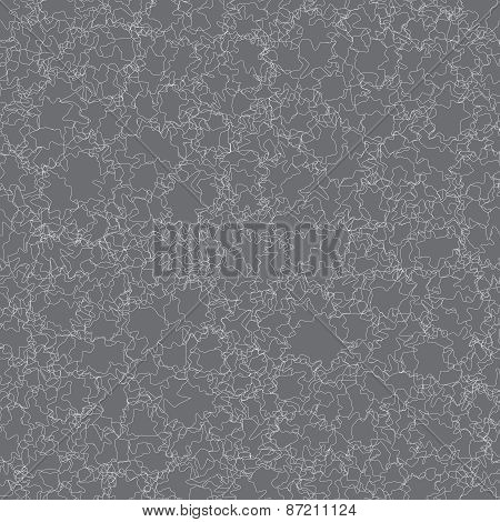 Abstract Vector Artistic Monochrome Background.