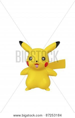 Pikachu Figurine