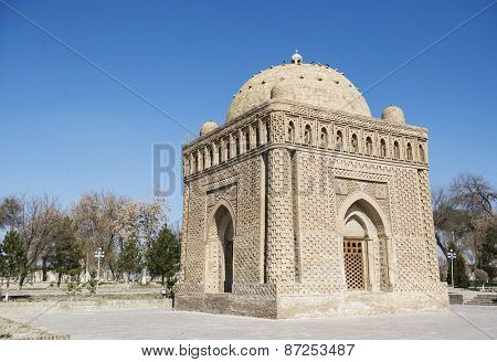 Ismail Samani Mausoleum. Buchara, Uzbekistan