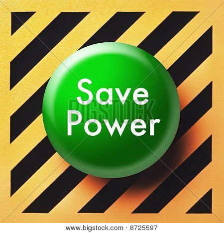 Save power button