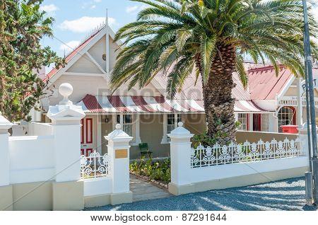 Olive Schreiner Cottage In Matjiesfontein