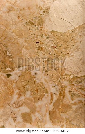 High Quality Red Pink Marble Stone Sample