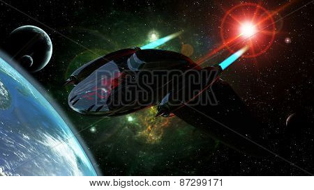 Intergalactic Fighter