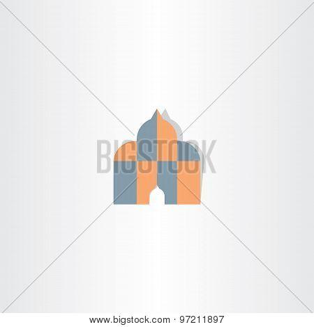 Islam House Of God Icon