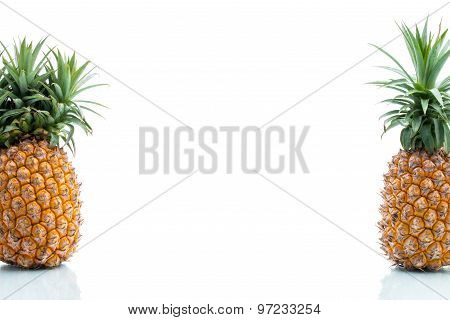 Genetic Modification, Pineapple, Fruit, Modification, Strange, Surreal
