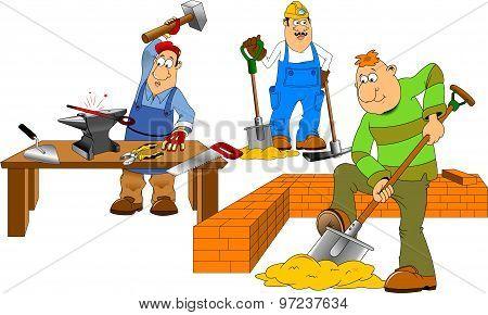 Three Builder