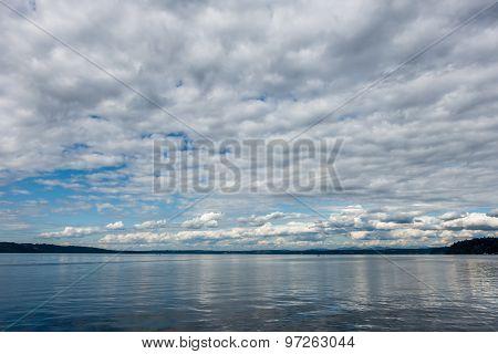Puget Sound Cloudscape 3