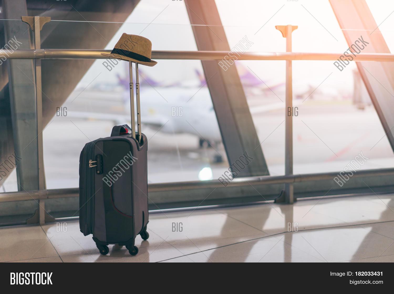 Suitcase Hat Image & Photo (Free Trial) | Bigstock