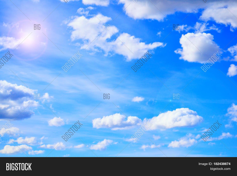 blue sky background image photo free trial bigstock