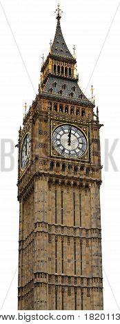 Big Ben Panorama (highres) - Palacio de Westminster, Londres