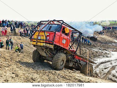 Truck Trial Championship