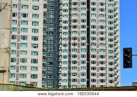 Buildings In Manila, Philippines
