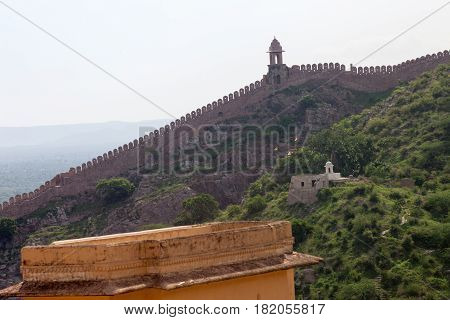 Amber Fort, Rajasthan, India
