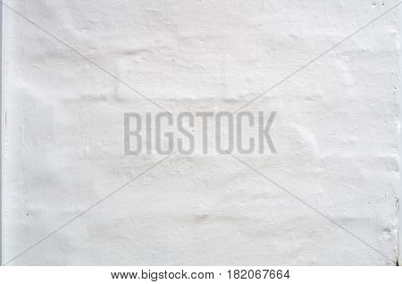 Abstract texture of empty cement wall use as multi purpose background. Raw solid surface plaster for design