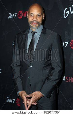 LOS ANGELES - APR 13:  John Ridley at the
