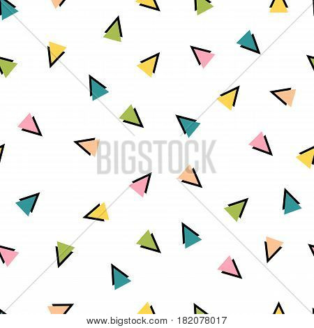 Endless vector texture for wallpaper, wrapping paper, background, surface texture, pattern fill