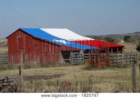 Lonestar Barn 1