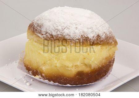 Sonho, Brazilian Bakery Dream. Brazilian Typical Sweet.
