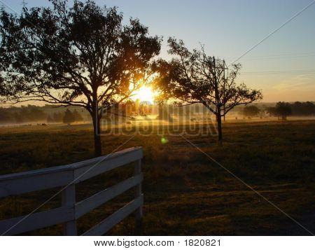 Seven Eagles Ranch Sunrise 1