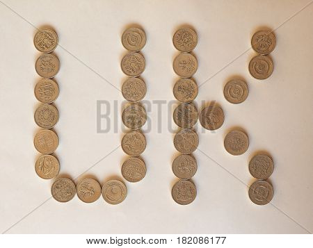 Uk Pound Coins, United Kingdom