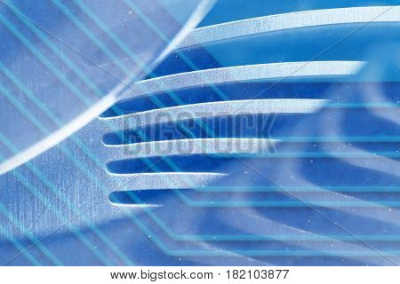 Abstract pcb background