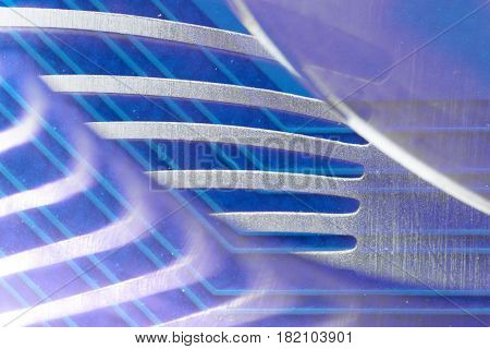 Abstract silver color background