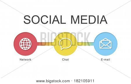 Social Media Connection Communication Networking