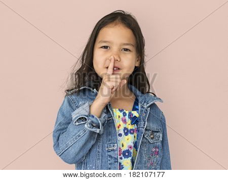 Studio People Kid Shoot Childhood Girl