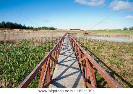 Finlaggan bridge