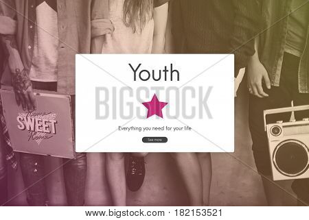Youth Spirit Teenager Personality Characteristics