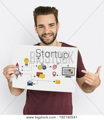 Start up Aspiration Business Enterprise Launch