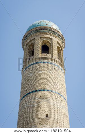 Minaret Tower, Margilan, Uzbekistan