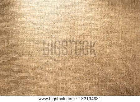 burlap hessian sacking as background