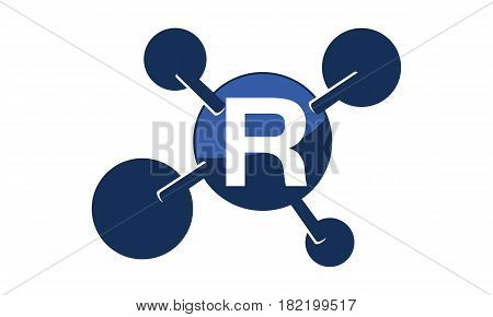 Synergy Logo Solution Group Connection Initial R