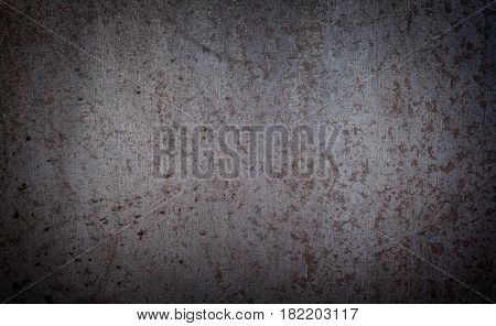 iron metal plate texture background