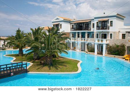 Resort With Swiming Pool