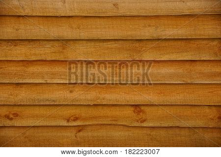 Brown texture of pine boards of old fencing