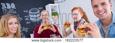 Friends With Burgers