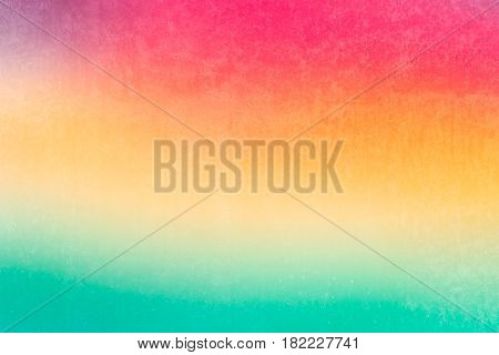 Grunge Stain Texture With Gradient Colors Shade Vintage Filter Retro Light Leak Style For Background