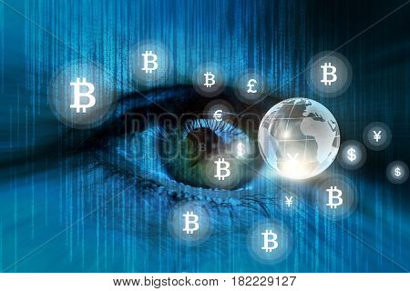 Observation Of New Electronic Bitcoin Money.